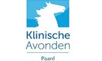 Logo Klinische Avonden Paard